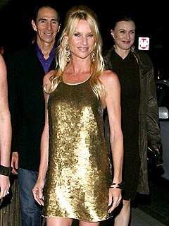 Nicollette Sheridan Bracing for Character Smear | Nicollette Sheridan
