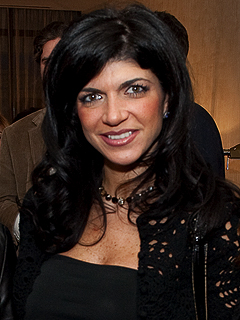 Real Housewives' Teresa Giudice Is Pregnant!