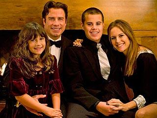 La famille Travolta