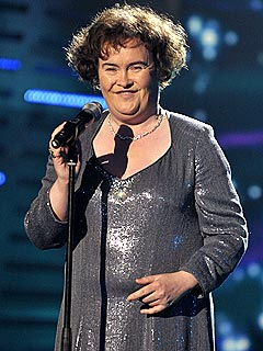 Susan Boyle Falls Short at Britain's Got Talent Finale | Susan Boyle