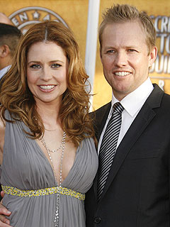Office Costar Calls Jenna Fischer's Wedding 'Beautiful' | Jenna Fischer