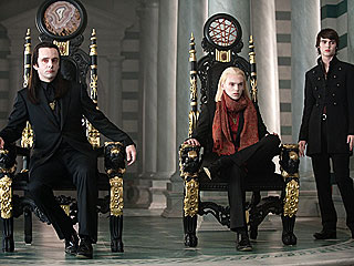EXCLUSIVE: First Look at New Moon's Evil Volturi| The Twilight Saga: New Moon, Movie News, Dakota Fanning, Stephenie Meyer