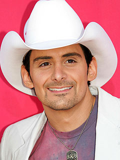 Brad Paisley Won't Campaign for Entertainer of the Year | Brad Paisley