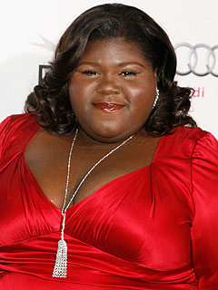 Precious's Gabourey Sidibe Thrilled with Oscar Nod