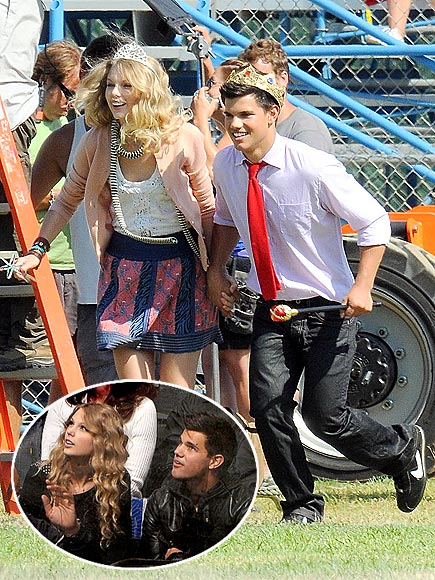 TAYLOR SQUARED photo | Taylor Lautner, Taylor Swift