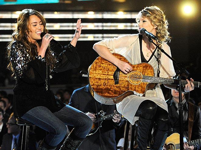 SWEET FIFTEEN photo   Miley Cyrus, Taylor Swift