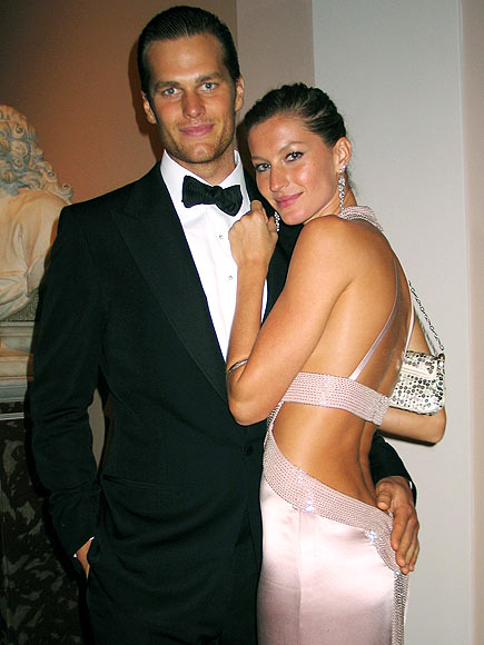 TOM & GISELE photo | Gisele Bundchen, Tom Brady