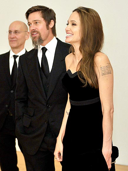 CULTURE CLUB photo   Angelina Jolie, Brad Pitt