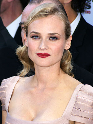 "Diane Kruger (Premiere de ""Inglourious Basterds"" em Berlim)"