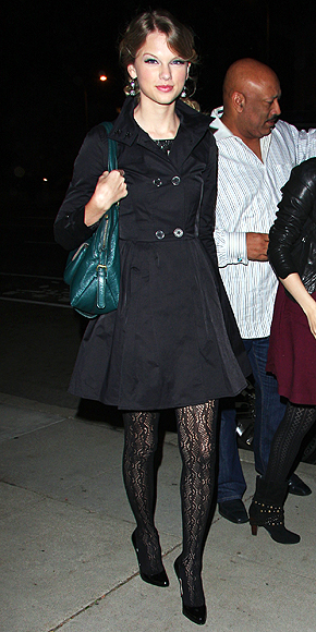 LACE TIGHTS photo | Taylor Swift