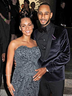 Alicia Keys Has a Baby Boy | Swiss Beatz, Alicia Keys