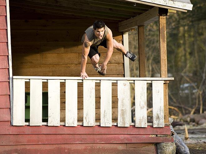 13. HE'S A DAREDEVIL photo | Taylor Lautner