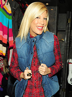 Tori Spelling Clears the Air on Her Marriage and Her Mom