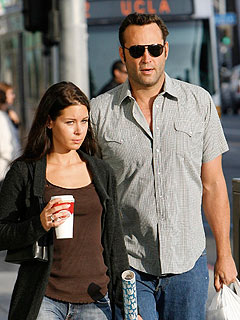 Vince Vaughn, Wife Expecting a Baby   Vince Vaughn