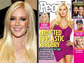 Heidi Montag: Addicted to Plastic Surgery | Heidi Montag