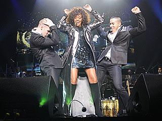 PHOTO: Whitney Houston Dances in Face of Illness Report | Whitney Houston
