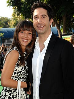 David Schwimmer Is Engaged! | David Schwimmer