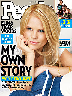 Elin Nordegren Speaks: 'I Feel Stronger Than I Ever Have' | Elin Nordegren