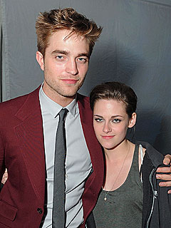 Robert Pattinson and Kristen Stewart: Heating Up | Kristen Stewart, Robert Pattinson