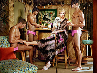 Glee's Jane Lynch Poses for More Racy Photos | Jane Lynch