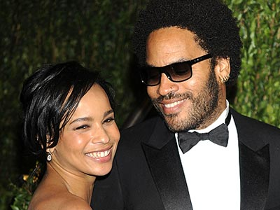 Hollywood's 'Gen-Next' Beauties | Lenny Kravitz, Zoe Kravitz