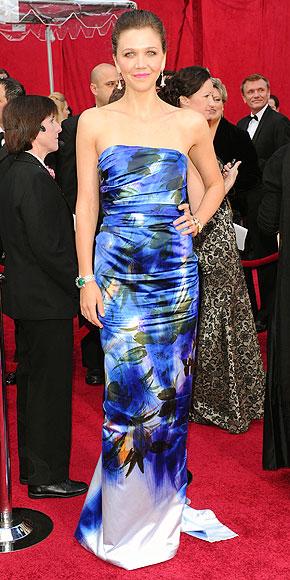 MAGGIE GYLLENHAAL  photo | Oscars 2010, Maggie Gyllenhaal