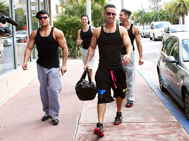 BAND OF BROTHERS photo | Mike Sorrentino, Pauly DelVecchio, Ronnie  Magro, Vinny Guadagnino