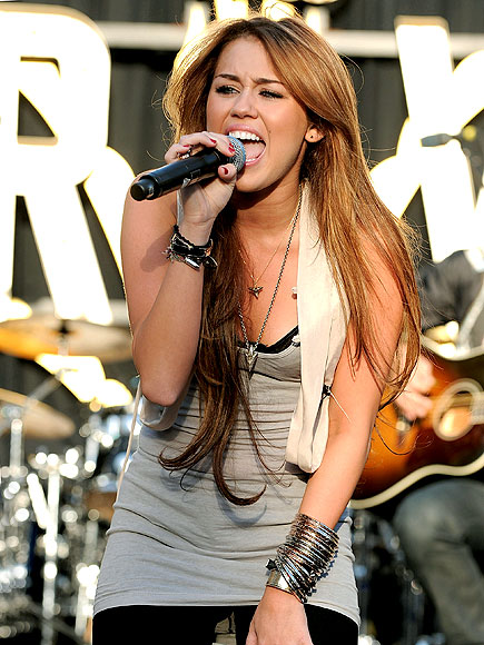 AMPED UP photo | Miley Cyrus