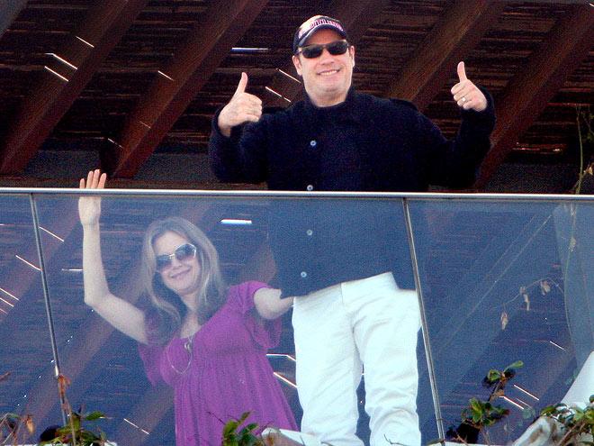 GREAT HEIGHTS photo   John Travolta