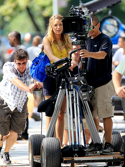 LIVELY...ACTION! photo | Blake Lively
