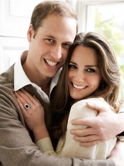 ENGAGING photo | Kate Middleton, Prince William