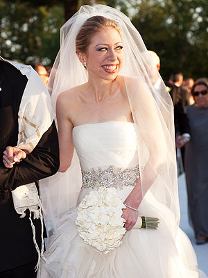 Favorite Celebrity Wedding Gowns | A Realistic Wedding