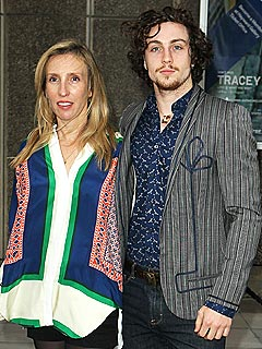 Aaron Johnson, Sam Taylor-Wood Expecting Second Child ...