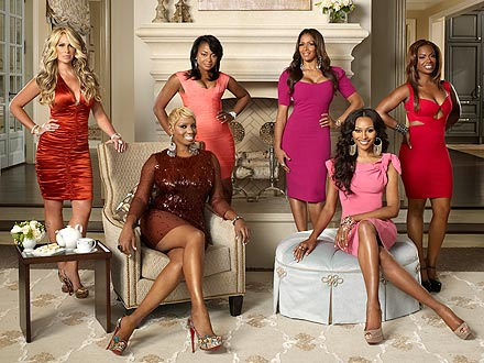 Atlanta Housewives' Phaedra Parks: Don't Believe What You See on Our Show