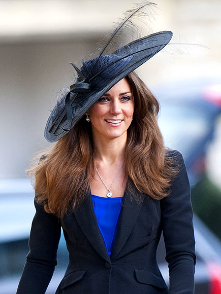 BLACK TO BASICS   photo | Kate Middleton