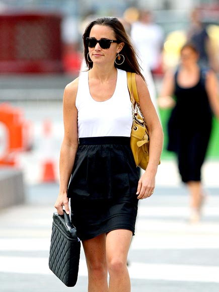DRESSED FOR SUCCESS photo | Pippa Middleton