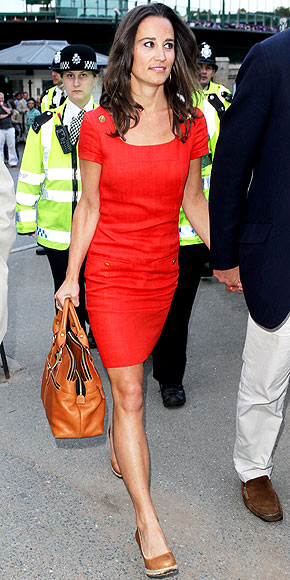 SCARLET FEVER photo | Pippa Middleton