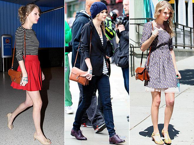 RALPH LAUREN COLLECTION PURSE photo   Taylor Swift
