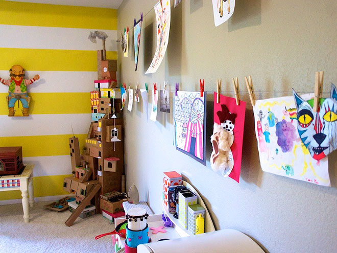 Kids Room Organization, Apartment Therapy: People.com
