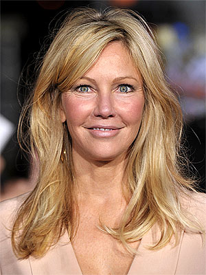 Heather Locklear 'Is in No Danger,' Say Parents | Heather Locklear
