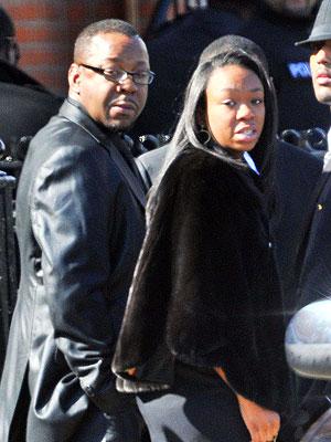 Bobby Brown: Why I Left Whitney Houston's Funeral