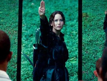 hunger games parenting odds salute