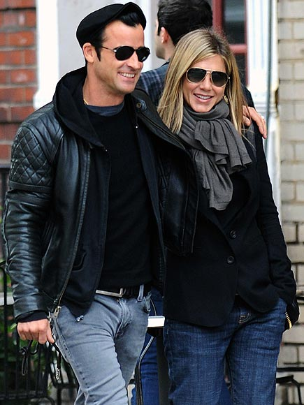 JENNIFER & JUSTIN<br /><br /><br /><br />  photo | Jennifer Aniston, Justin Theroux