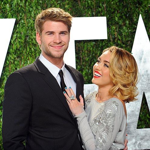 MILEY & LIAM photo | Miley Cyrus