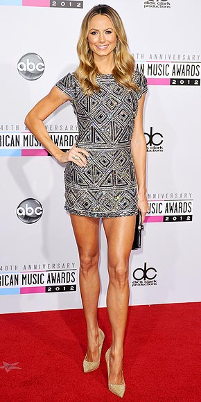 2012 American Music Awards Red Carpet The Democracy Diva