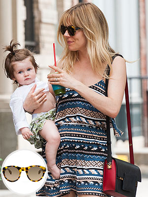 Sienna Miller Daughter Marlowe