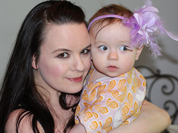 Jenna von Oy Happy Birthday Gray