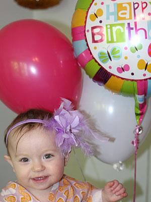Jenna von Oy Happy Birthday Gray