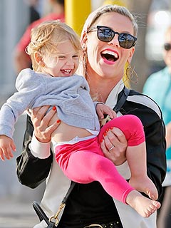 Pink: My Daughter Is 'Fierce,' but Don't Call Them the Terrible Twos