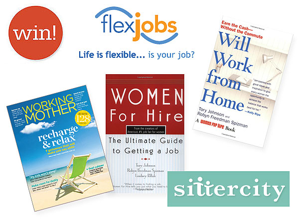 FlexJobs Prize Pack Giveaway